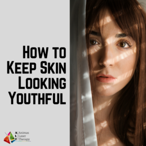 How to keep skin looking youthful
